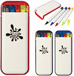 4 In 1 Writing Sets